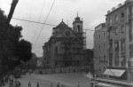 Fotografia do Arquivo Municipal de Lisboa/ Preparação para a demolição Eduardo Portugal